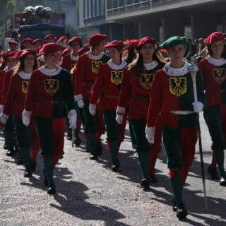 Fête des Vendanges, Neuchâtel